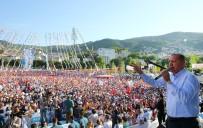 Cumhurbaşkanı Erdoğan Bursa'da Konuştu...