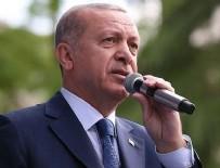 PKK TERÖR ÖRGÜTÜ - Cumhurbaşkanı Erdoğan: Kandil'e operasyon başlattık