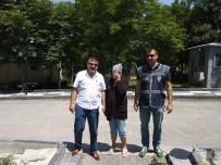 ZİYA GÖKALP - Cüzdan Hırsızı Kadın Kıskıvrak Yakalandı