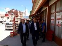 SANAYİ BÖLGELERİ - Deligöz Kuzeye Çıkarma Yaptı