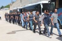 Elazığ Merkezli FETÖ'ye Ankesör Operasyonu Açıklaması 18 Subay Adliyeye Sevk Edildi