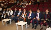 KıLıÇKAYA - ERÜ Tomarza Mustafa Akıncıoğlu Meslek Yüksekokulu'nda Mezuniyet Coşkusu