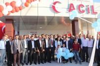İLKNUR İNCEÖZ - Eskil Devlet Hastanesine Ek Acil Ünitesi Açıldı