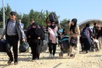 ÖZGÜR SURİYE ORDUSU - Giden Suriyelilerin sayısı 46 bini aştı
