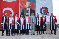 MUHITTIN GÜREL - Gökçeada Uygulamalı Bilimler Yüksekokulu Mezuniyet Töreni Gerçekleştirildi