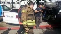 BAYRAMPAŞA BELEDİYESİ - GÜNCELLEME - İstanbul'da Fabrika Yangını