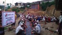KATARAKT AMELİYATI - Harçlıklarıyla 400 Arakanlıya İftar Verdiler