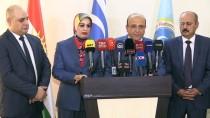 NEÇİRVAN BARZANİ - IKBY Seçimlerinde Erbil'deki Bazı Türkmen Partilerden 'Ortak Liste'