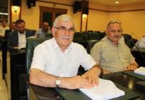 MECLİS ÜYESİ - İl Encümeninde Başkan Şahin'in Yerine Kurt Seçildi