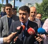 İstanbul Valisi Şahin Açıklaması 'Yangın Kısmen Kontrol Altında'