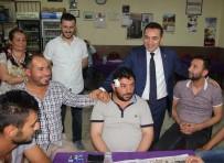 HAMZABEYLI - İYİ Partili Eryılmaz Hamzabeyli'de Vatandaşlarla Buluştu
