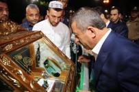 SAKAL-I ŞERİF - Kadir Gecesi'nde Kutsal Emanetler İzdihamı