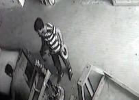 Kahramanmaraş'ta Hırsızlık Zanlısı Tutuklandı