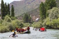 KATO DAĞı - Kato Dağı Eteklerinde 'Petting' Rafting Festivali