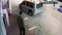 SADIK AHMET - Konya'daki Silahlı Kavga Güvenlik Kamerasında