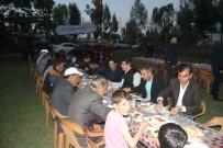 SONER KIRLI - Malazgirt Belediyesinden İftar Programı