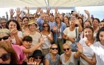 KıZ KULESI - Maltepeli Kadınlar Boğaz'a Açılacak
