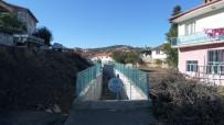 DERE YATAĞI - Manisa'da Sağlıklı Altyapı Dönüşümlerine Devam Ediliyor