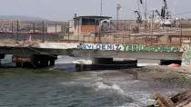 DENİZ ULAŞIMI - Marmara'da Lodos Etkisini Kaybetti