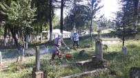 AREFE GÜNÜ - Mezarlık Bayram Ziyaretleri İçin Hazırlandı