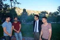 PAŞABAHÇE - MHP Sivas Milletvekili Adayı Uygunuçarlar, 'Zaman Liderimizi Haklı Çıkardı'