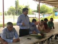 BALABAN - Milletvekili Adayı Çelik Açıklaması 'Tarım Üreticimizi Unutmuyoruz'