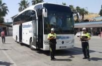 KURAL İHLALİ - Otobüslerde 'Sivil Memur' Uygulaması