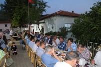 İSMAİL RÜŞTÜ CİRİT - Protokol Burhaniye'de Buluştu