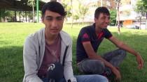 PALAS - Şanlıurfa'da Sıcağa 'Dam Palas' Çözümü