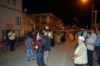 Şefaatli'de Camiye Gelen Çocuklar Bisikletle Ödüllendirildi