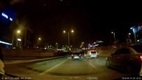 Şile Otoyolu'nda Makas Terörü Ve Kaza Anı Kamerada