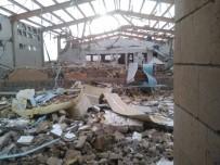 KOLERA - Sınır Tanımayan Doktorlar Yemen'in Abs Şehrindeki Faaliyetlerini Askıya Aldı