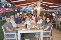 TEMAD Üyeleri İftar Yemeğinde Buluştu