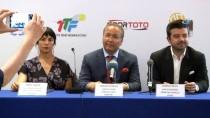 PARA ÖDÜLÜ - Tenis Açıklaması Turkish Airlines Antalya Open