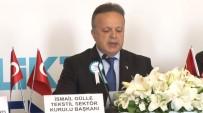 İHRACATÇILAR MECLİSİ - TİM Başkan Adayı Gülle Açıklaması 'Dış Ticaret Fazlası Verene Kadar Mücadele Edeceğiz'
