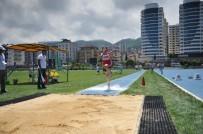 TURKCELL - Trabzon'da Küçükler Atletizm Festivali Bölge Şampiyonası Yapıldı