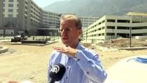 MERKEZ EFENDİ - Türkiye'nin 5. Şehir Hastanesinde Sona Doğru