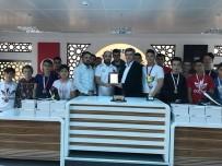 GÜREŞ TAKIMI - Türkiye Şampiyonasında Bilecik'i Temsil Edecekler