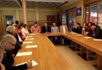 İŞ VE MESLEK DANIŞMANI - Uzungöl'de Turizm İşletmecilerine İstihdam Teşviklerine Yönelik Bilgi Verildi