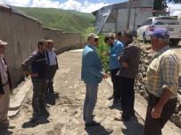 ALİ KORKUT - Yakutiye, Köyleri Taşla Kaplıyor