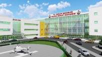 KAPALI ALAN - Yalova 400 Yataklı Hastane
