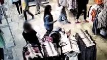 YANKESİCİLİK VE DOLANDIRICILIK BÜRO AMİRLİĞİ - Yankesicilik Anı Güvenlik Kamerasında