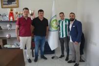 SANDIKLISPOR - Zafer Şensoy Manisa Büyükşehir Belediyespor'da