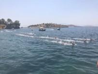 TÜRKİYE YÜZME FEDERASYONU - Açık Su Milli Takımı Foça Yarışlarıyla Belirlendi
