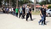 TIP FAKÜLTESİ ÖĞRENCİSİ - Adana'da FETÖ'ye Yönelik Operasyonda Gözaltına Alınan 12 Kişi Adliyeye Sevk Edildi