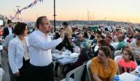 AK Parti'den Kordon Boyunda 10 Bin Kişilik İftar