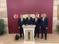 AHMET TAN - AK Parti Kütahya Milletvekillerinden Fabrika Müjdesi