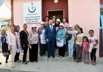 AK Partili Turan, Gökçeada'da Uğurlu Köyü Sağlık Ocağı'nın Açılışını Yaptı