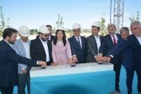 İLKNUR İNCEÖZ - Aksaray'da 200 Yataklı Ek Hastane Binasının Temeli Atıldı