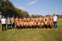GÜREŞ TAKIMI - Aksulu Güreşçiler Kırkpınar'a Hazırlanıyor